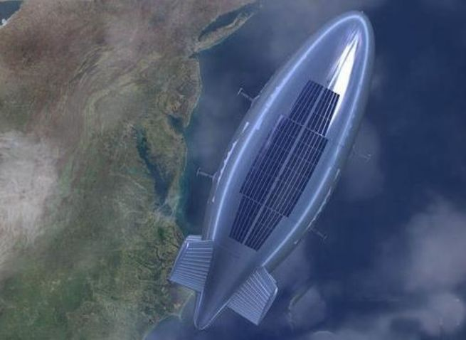 China Yuanmeng airship