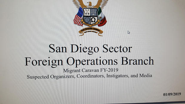 PHOTOS: Leaked Documents Show Government Tracking Journalists, Immigration Advocates