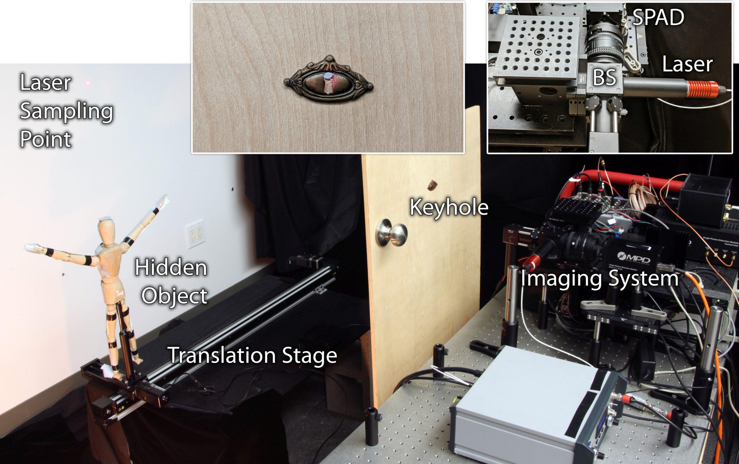 Keyhole Imaging Prototype