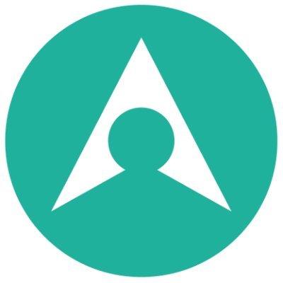The logo of Blis
