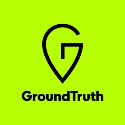 The logo of GroundTruth