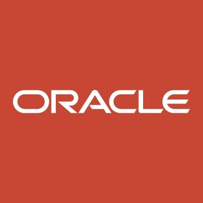 The logo of Oracle