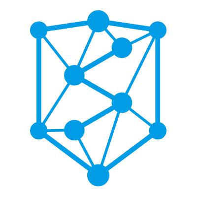The logo of SafeGraph
