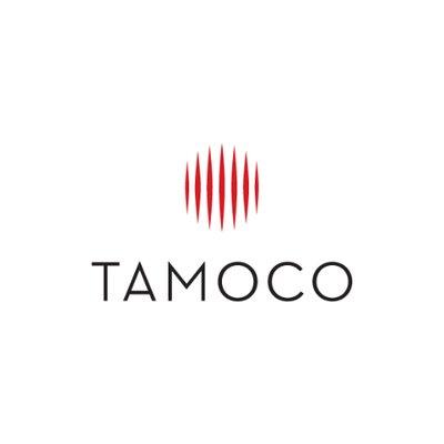 The logo of Tamoco