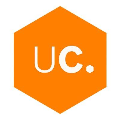 The logo of Unacast